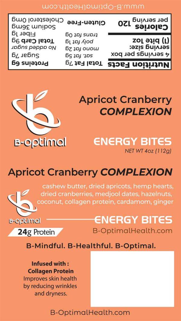 Apricot Cranberry COMPLEXION_OL