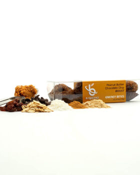Energy Bites Product Photos-Optimal Health Energy Bites With Ingredients-PEANUT BUTTER CHOCOLATE CHIP BOOST.jpg